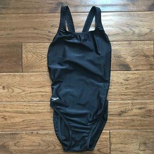 NWOT Speedo Core Super Pro Back Racing Swimsuit
